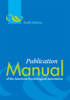 APA Manual Quick Guide