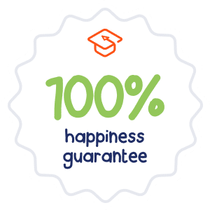 Scribbr Happiness Guarantee