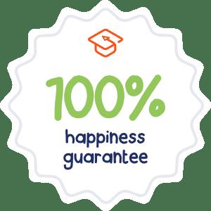 Scribbr Happiness Guarantee