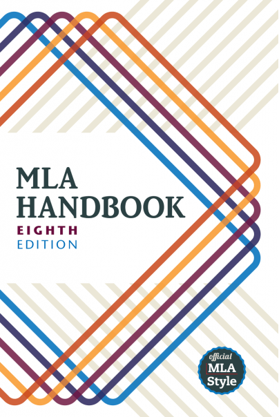 MLA Citation handbook