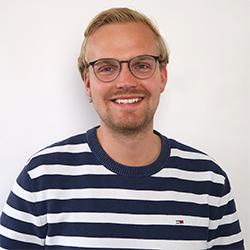 Support team - Sjoerd Keij
